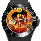 Incredibles 2 Plastic Sport Watch In Black