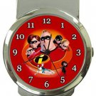 The Incredibles Money Clip Watch