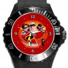 The Incredibles Plastic Sport Watch In Black