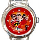 The Incredibles Round Italian Charm Watch