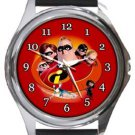 The Incredibles Round Metal Watch