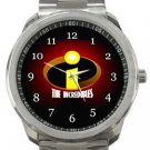 The Incredibles Logo Sport Metal Watch