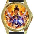 Ant-Man and the Wasp Gold Metal Watch