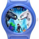 How To Train Your Dragon Hidden World Blue Plastic Watch