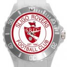 Sligo Rovers FC Plastic Sport Watch In White