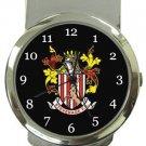 Stevenage FC Money Clip Watch