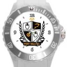 Port Vale FC Plastic Sport Watch In White