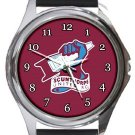 Scunthorpe United FC Round Metal Watch