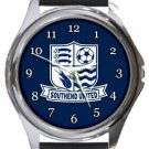 Southend United FC Round Metal Watch