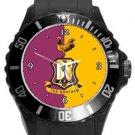 Bradford City FC The Bantams Plastic Sport Watch In Black
