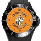 Luton Town FC Plastic Sport Watch In Black