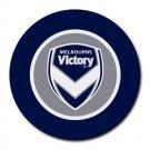 Melbourne Victory FC Heat-Resistant Round Mousepad