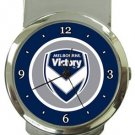 Melbourne Victory FC Money Clip Watch
