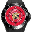 Walsall FC Plastic Sport Watch In Black
