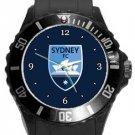 Sydney FC Plastic Sport Watch In Black