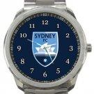 Sydney FC Sport Metal Watch