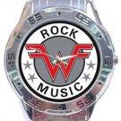 Weezer Rock Music Analogue Watch