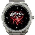 Motley Crue Sport Metal Watch