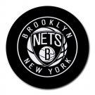 Brooklyn Nets Heat-Resistant Round Mousepad