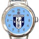 Tottenham Hotspur Round Italian Charm Watch