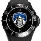Oldham Athletic AFC Plastic Sport Watch In Black