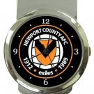 Newport County AFC Money Clip Watch
