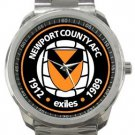 Newport County AFC Sport Metal Watch