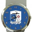 Barrow AFC Money Clip Watch