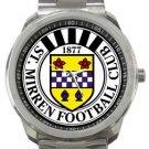 St. Mirren FC Sport Metal Watch