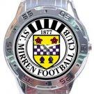 St. Mirren FC Analogue Watch