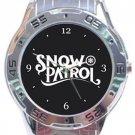 Snow Patrol Analogue Watch