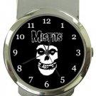 The Misfits Money Clip Watch