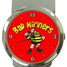 Bad Manners Money Clip Watch