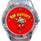 Bad Manners Analogue Watch