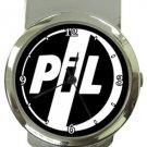 Public Image Ltd Money Clip Watch