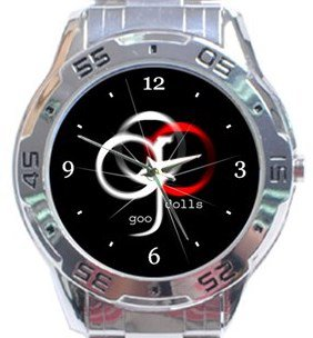 The Goo Goo Dolls Analogue Watch