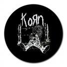 Korn Heat-Resistant Round Mousepad