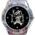 Korn Analogue Watch
