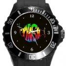Phish Plastic Sport Watch In Black
