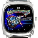 Molly Hatchet Square Metal Watch