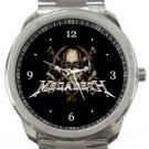 Megadeth Sport Metal Watch