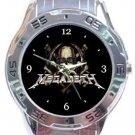Megadeth Analogue Watch
