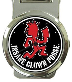Insane Clown Posse Money Clip Watch