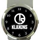 Klaxons Money Clip Watch