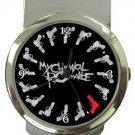 My Chemical Romance MCR Money Clip Watch