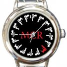 My Chemical Romance MCR Round Italian Charm Watch