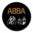 ABBA Heat-Resistant Round Mousepad