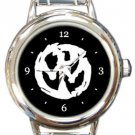 Pennywise Round Italian Charm Watch