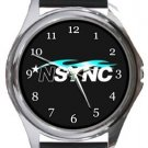 NSYNC Round Metal Watch