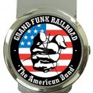Grand Funk Railroad Money Clip Watch